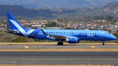 N115NB - Embraer 190-100IGW - Breeze Airways