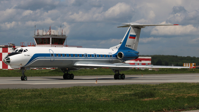 RF-90915 - Tupolev Tu-134AK - Russia - Air Force