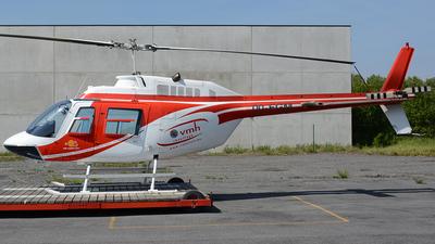 OO-EGM - Bell 206B JetRanger II - Private