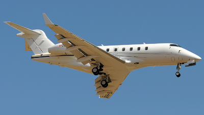 OE-HAB - Bombardier BD-100-1A10 Challenger 300 - JetAlliance