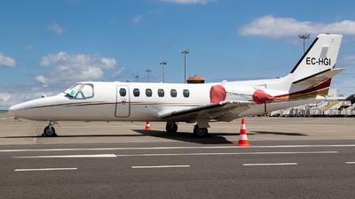 EC-HGI - Cessna 550 Citation II - Transportes Aéreos del Sur (TAS)