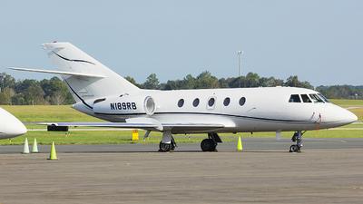 A picture of N189RB - Dassault Falcon 20 - [262] - © Orlando Suarez
