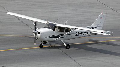 A picture of RA67460 - Cessna 172S Skyhawk - [172S9832] - © Andrey Tchursin