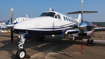 N154KF - Beechcraft B300 King Air 350i - Beechcraft Corporation