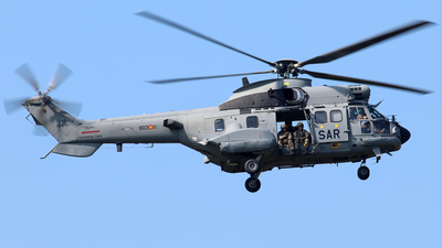 HD.21-11 - Aérospatiale AS 332B Super Puma - Spain - Air Force