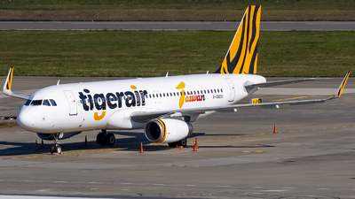 A picture of B50001 - Airbus A320232 - Tigerair Taiwan - © Chao Aviation
