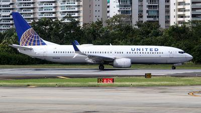 N14228 - Boeing 737-824 - United Airlines
