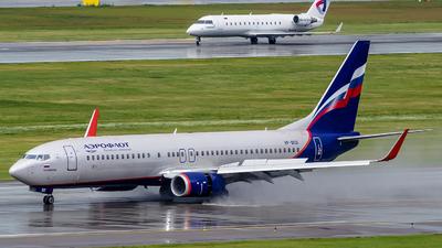 VP-BCD - Boeing 737-8LJ - Aeroflot