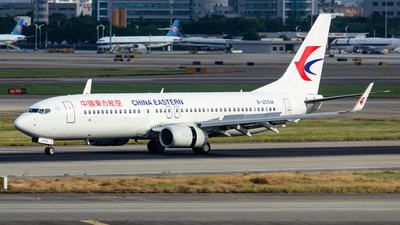 B-205W - Boeing 737-89P - China Eastern Airlines