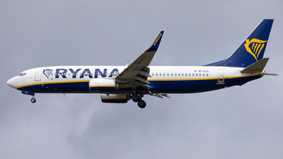 9H-QCA - Boeing 737-8AS - Malta Air (Ryanair)