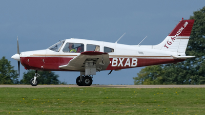 G-BXAB - Piper PA-28-161 Warrior II - T & G Aviation