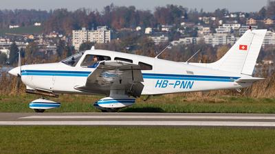 A picture of HBPNN - Piper PA28161 - [2816103] - © Alexandre Fazan