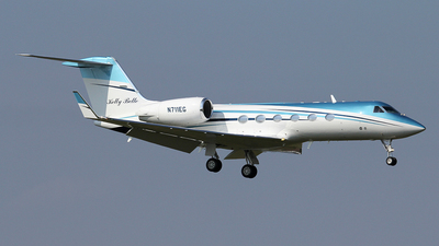 N711EG - Gulfstream G-IV - Private