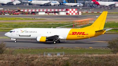 9G-AGL - Boeing 737-4Q8(SF) - Air Ghana