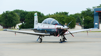 04-3722 - Raytheon T-6A Texan II - United States - US Air Force (USAF)