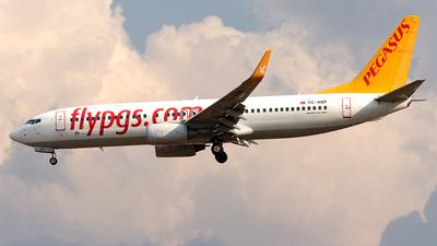 TC-ABP - Boeing 737-82R - Pegasus Airlines