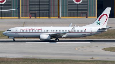 CN-ROL - Boeing 737-8B6 - Royal Air Maroc (RAM)