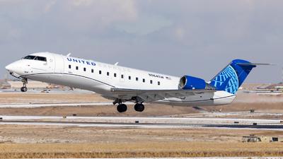 A picture of N964SW - Mitsubishi CRJ200LR - United Airlines - © HA-KLS