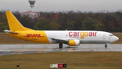 LZ-CGT - Boeing 737-4Y0(SF) - Cargoair