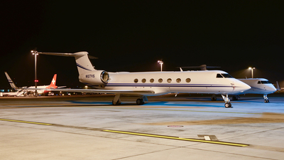 N107VS - Gulfstream G550 - Private