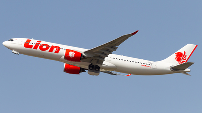 F-WWYA - Airbus A330-941 - Lion Air