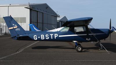 G-BSTP - Cessna 152 - Aero Club - Lydd