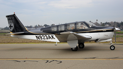 N923AK - Beechcraft A36 Bonanza - Private