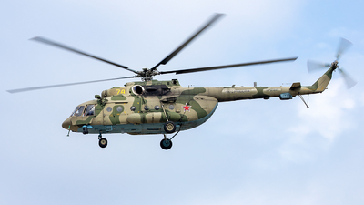 RF-95603 - Mil Mi-8AMTSh Hip - Russia - Air Force