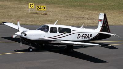 A picture of DEBAP - Mooney M20M TLS - [270159] - © Daniel Schwinn