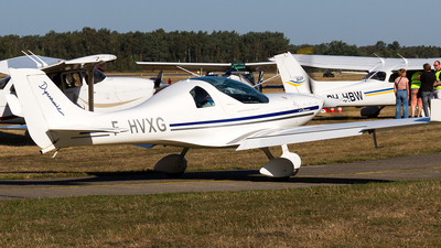 F-HVXG - AeroSpool Dynamic WT9 LSA - Private