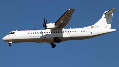 EC-NFT - ATR 72-212A(600) - Iberia Regional (Air Nostrum)