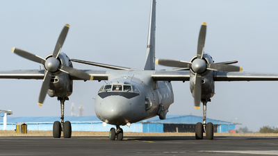 K2760 - Antonov An-32 - India - Air Force