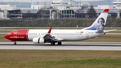 EI-FJY - Boeing 737-8JP - Norwegian