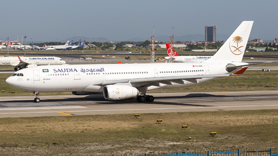 TC-OCH - Airbus A330-243 - Saudi Arabian Airlines (Onur Air)