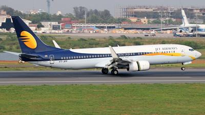 VT-JFP - Boeing 737-8AL - Jet Airways