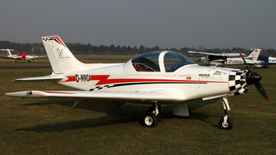 D-MMIA - Alpi Pioneer 300STD - Private