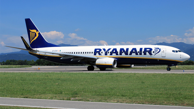 EI-EVS - Boeing 737-8AS - Ryanair