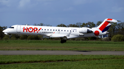 F-GRZL - Bombardier CRJ-701 - HOP! for Air France