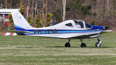 PH-TCM - Tecnam P2002JF Sierra - Private