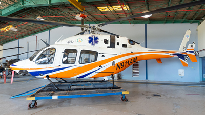 N911AM - Bell 429 - Puerto Rico - Police