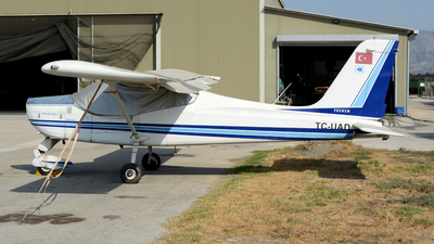 TC-UAD - Tecnam P92 Echo Super - Private
