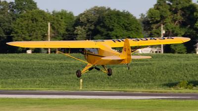 NC30494 - Piper J-3C-65 Cub - Private