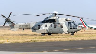 ANX-2241 - Eurocopter EC 225LP Super Puma II+ - Mexico - Navy