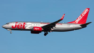 G-DRTZ - Boeing 737-8AS - Jet2.com