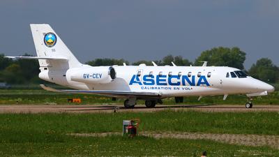 6V-CEV - Cessna 680 Citation Sovereign Plus - Agence pour la Sécurité de la Navigation Aérienne en Afrique et à Madagascar (ASECNA)