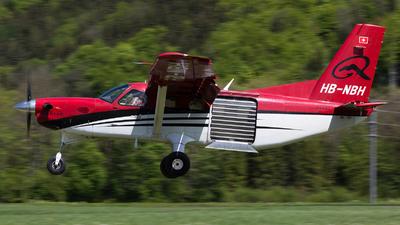 HB-NBH - Quest Aircraft Kodiak 100 - Private