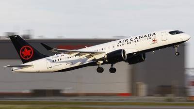 C-GJYC - Airbus A220-371 - Air Canada