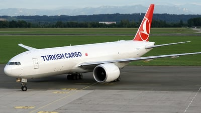 A picture of TCLJR - Boeing 777F - Turkish Airlines - © Lukas Hollnsteiner