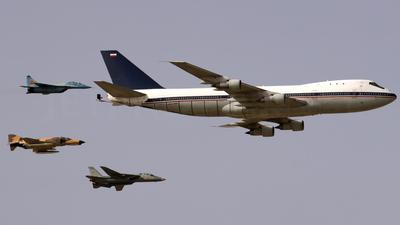 5-8107 - Boeing 747-132(SF) - Iran - Air Force