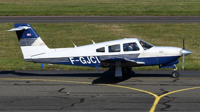 F-GJCL - Piper PA-28RT-201T Turbo Arrow IV - Aero Club - Champagne